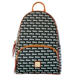 Dooney & Bourke MLB Marlins Backpack (Introduced by Dooney & Bourke at $348 in Mar 2016)