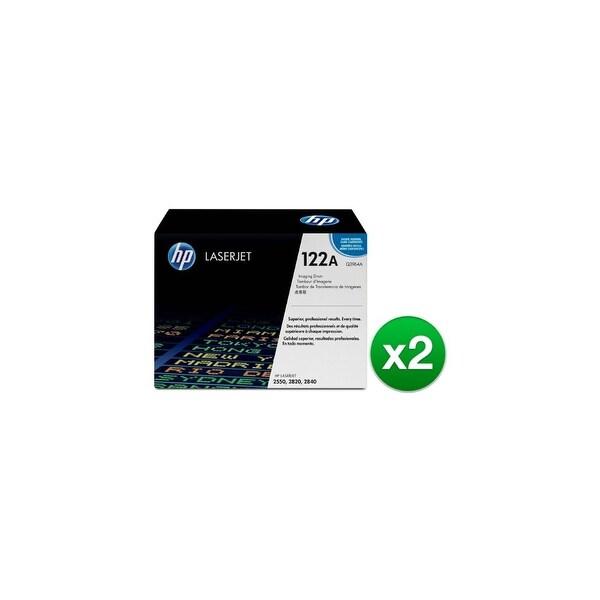 HP 2550 Color LaserJet Imaging Drum Unit (Q3964A)(2-Pack)