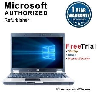 Refurbished HP EliteBook 6930P 14.1'' Laptop Intel Core 2 Duo T9400 2.53 4G DDR2 160G DVD Win 7 Pro 64-bit 1 Year Warranty