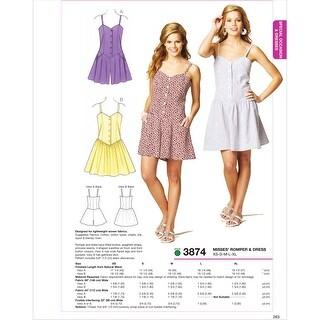 Romper & Dress-XS-S-M-L-XL