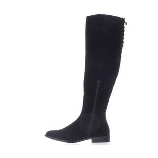 XOXO Womens TRISHH2 Closed Toe Knee High Fashion Boots