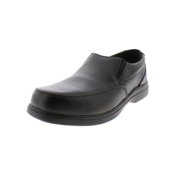 Hush Puppies Boys Shane Loafers Leather
