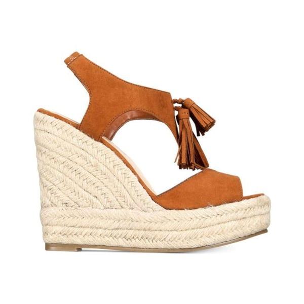 Callisto Womens Edith Open Toe Casual Platform Sandals