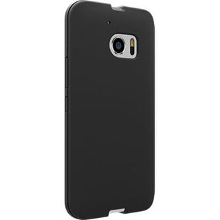 Verizon Matte Silicone Case for HTC 10 - Black