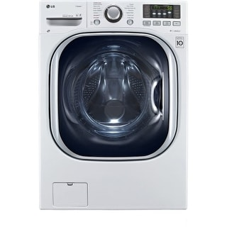 LG WM3997H 4.3 Cu. Ft. Washer/Dryer Combo with Steam Technology