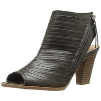 CL by Chinese Laundry Women's Runway Dress Sandal, Charcoal Burnished, Size 8.0