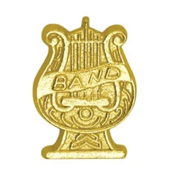 Simba CL004 1 in. Band Lyre Chenille Pin