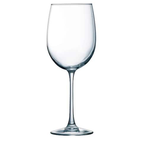 Luminarc Cachet 19 Ounce White Wine Glass, Set of 4