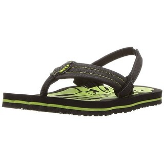 Reef Boys RF0A362P SlingBack Bungee Flip Flops (2 options available)