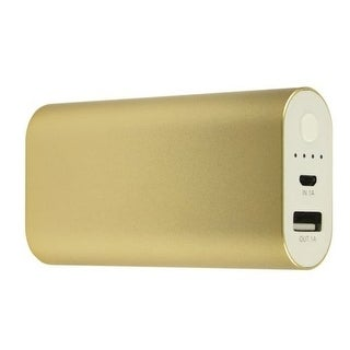Arclyte Technologies, Inc. - Introducing The Apelpi Bar Gold 5200Mah Portable Battery Charger. The Polished A