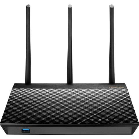 Asus rt-ac66u b1 wifi 4 port gigabit router