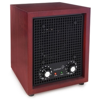 Link to Ivation Ozone Generator Air Purifier, Ionizer & Deodorizer – Purifies Up to 3,500 Sq/Ft Similar Items in Air & Water Filters