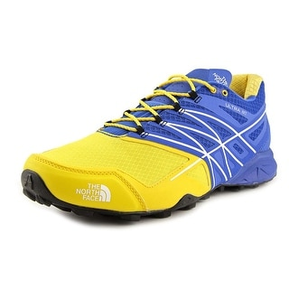 The North Face Ultra MT Men  Round Toe Synthetic Blue Sneakers