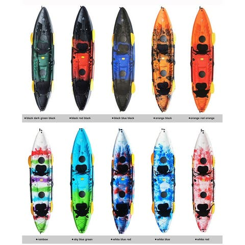 Tandem Ocean Kayak