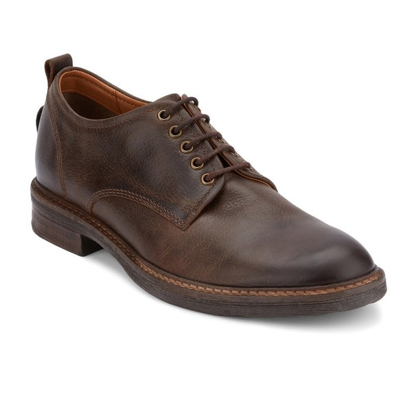Lucky Brand Mens Hogan Rugged Oxford Shoe