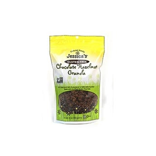 Jessica's Natural Foods - Chocolate Hazelnut Gluten Free Granola ( 12 - 12 oz bags)