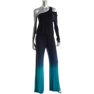 Young Fabulous & Broke Womens Jumpsuit Modal Blend One Shoulder