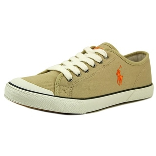 Polo Ralph Lauren HAROLD Round Toe Synthetic Sneakers