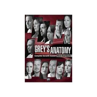 GREYS ANATOMY-7TH SEASON (DVD/6 DISC/WS/SP-FR-SUB)