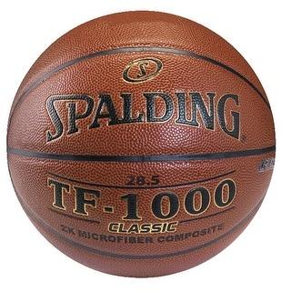 Spalding TF-1000 Women's Intermediate Basketball, 28-1/2 Inches, Orange