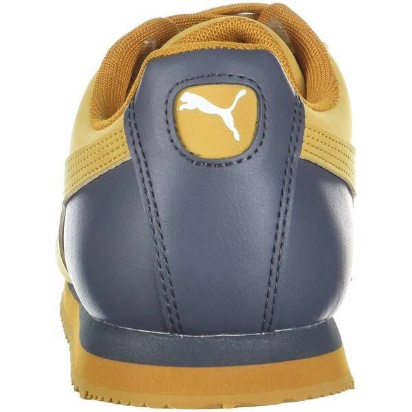 Me preparé Desierto vestir  PUMA Men's Roma Retro Sports Sneaker - 10.5 - Overstock - 28158459