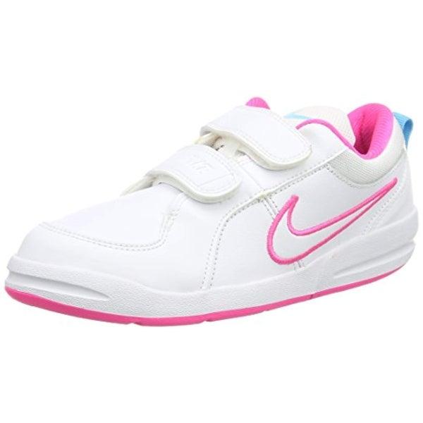 6a9705d8da4c Shop Nike Girl s Tanjun Shoe Obsidian Bleached Coral White Size 5 M ...