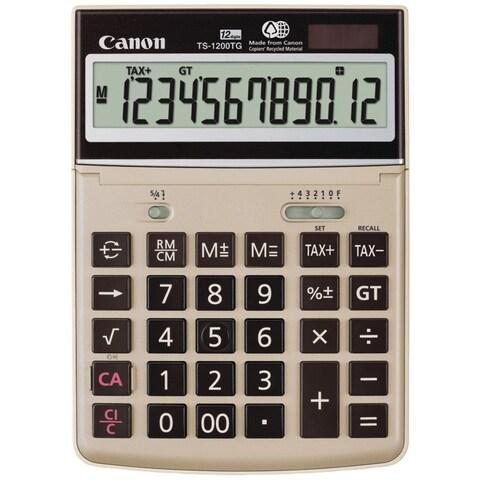 Canon(R) - Ts-1200Tg - 12 Digit Desktop