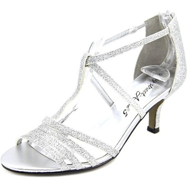 Easy Street Gaze Women  Open Toe Canvas  Sandals