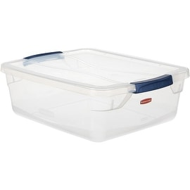 Rubbermaid 15Qt Latching Storage