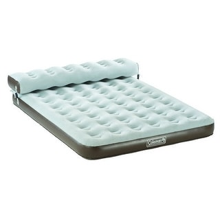 Coleman 2000010209 Rest N Relax EasyStay Airbed, Queen Size - Blue