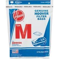 Hoover Type M Vac Cleaner Bag 4010037M Unit: PKG