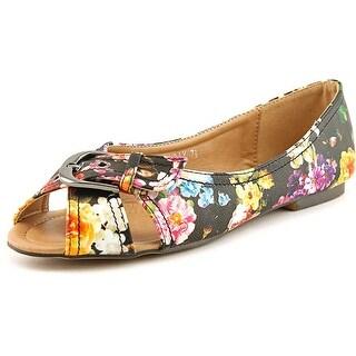 GC Shoes Sunday Women Open-Toe Synthetic Flats