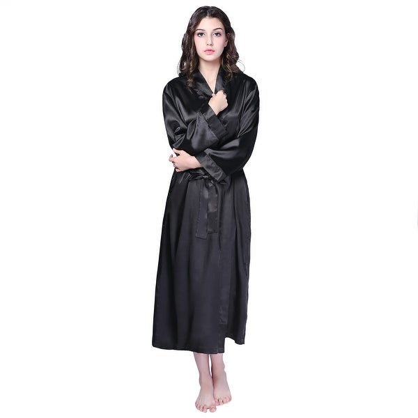 b218dd269f Shop Richie House Women s Sleepwear Pajama Bathrobe Robe - Free ...