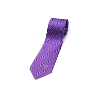 Versace Men Slim Silk Neck Tie CR8LSEB0335 0003 Lavender