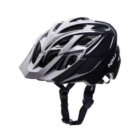 Kali Protectives Bike Helmet Chakra Solo (Black, L/XL)