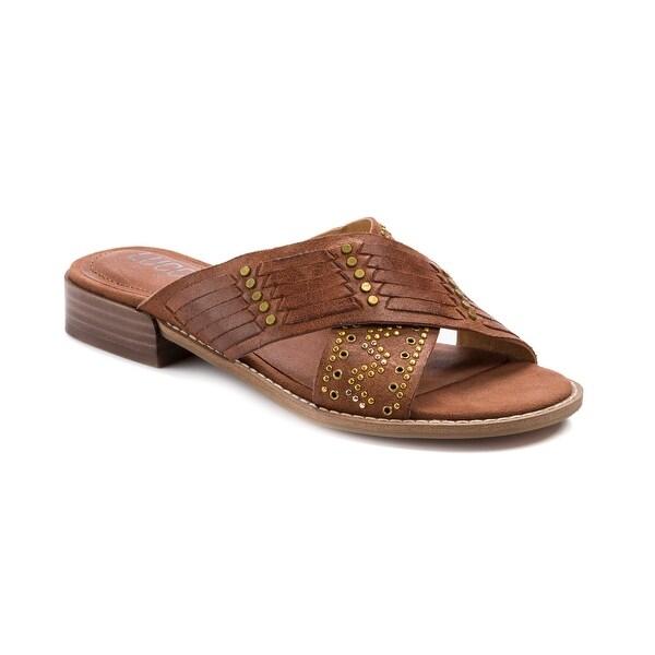 Lucca Lane Sonya Women's Sandals Brush Brown