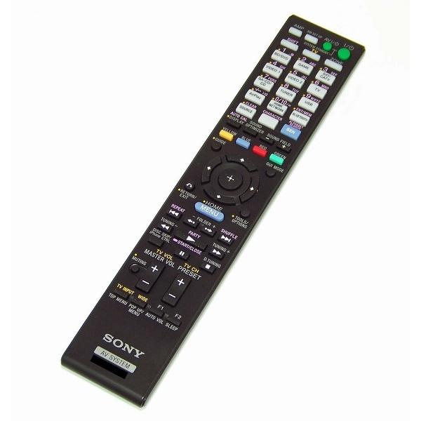 OEM Sony Remote Control Originall Shipped With: STR-DN1030, STRDN1030