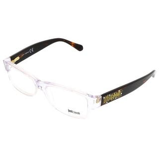 Just Cavalli JC0455/V 026 Clear Rectangle Optical Frames - 54-15-135|https://ak1.ostkcdn.com/images/products/is/images/direct/cfc39c997d8005a762bb48d4d26e9d219f1b3426/Just-Cavalli-JC0455-V-026-Clear-Rectangle-Optical-Frames.jpg?impolicy=medium