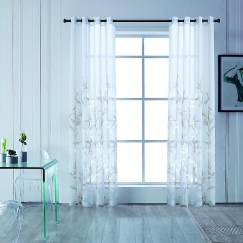 Lyndale Madison Sheer Curtain