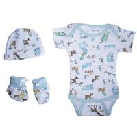 Bambini Boys Baby Gift Set - Size - Newborn - Boy
