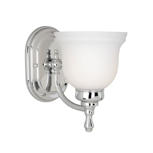 Vaxcel Lighting CL-VLU001 Cologne 1 Light Bathroom Sconce - 5.75 Inches Wide