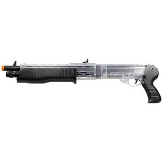 Gamo 611166954 Stunt Studios Police 44 Airsoft Shotgun