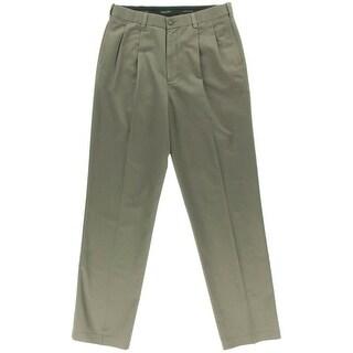 Savane Mens Cotton Straight Fit Chino Pants - 36/30