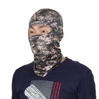 Polyester Full Coverage Face Mask Neck Protector Hood Beanie Helmet Balaclava