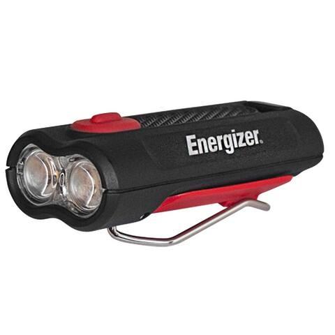 Energizer ENCAP22E LED Cap Light, 85 lumens, Black
