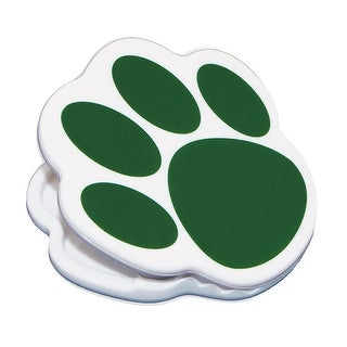 Magnet Clips Green Paw