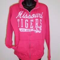 Missouri Tigers Womens Size M Medium Jacket