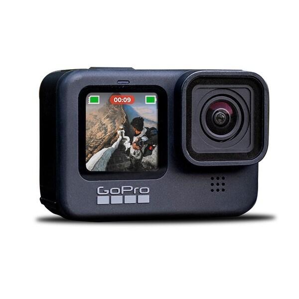 GoPro HERO9 Black - Waterproof Action Camera. Opens flyout.