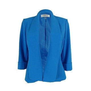 Kasper Women's Open-Front Jacket