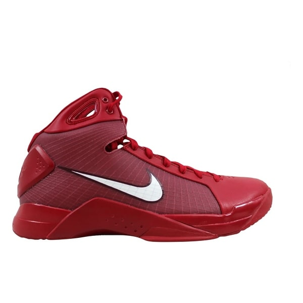 de555ab7124d Shop Nike Hyperdunk  08 Gym Red White-Team Red 820321-601 Men s - On ...